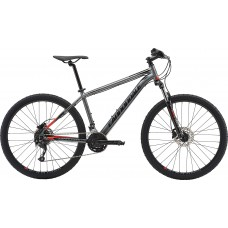 "Велосипед 27,5"" Cannondale Catalyst 2 GRY серый 2018"