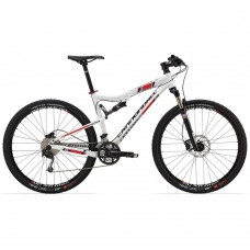 "Велосипед 29"" Cannondale Rush 2 2014 белый"